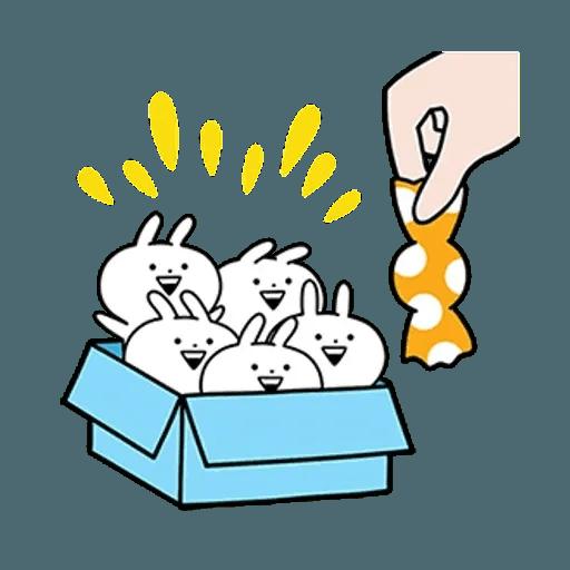 rabbit des - Sticker 20