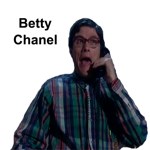 Yo soy betty, la fea! - Sticker 19
