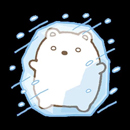 Sumikko Gurashi - Sticker 11