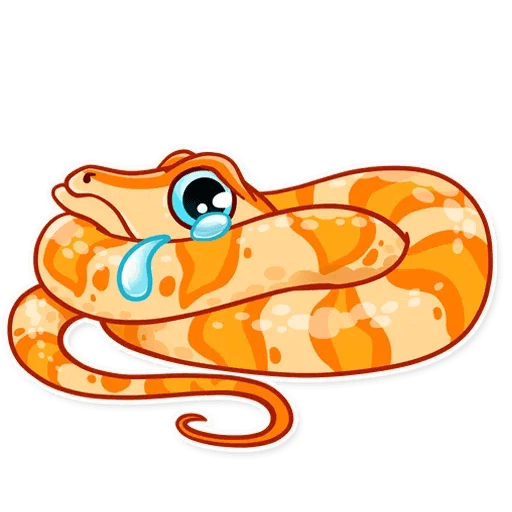 Sneaky Snakie - Sticker 11