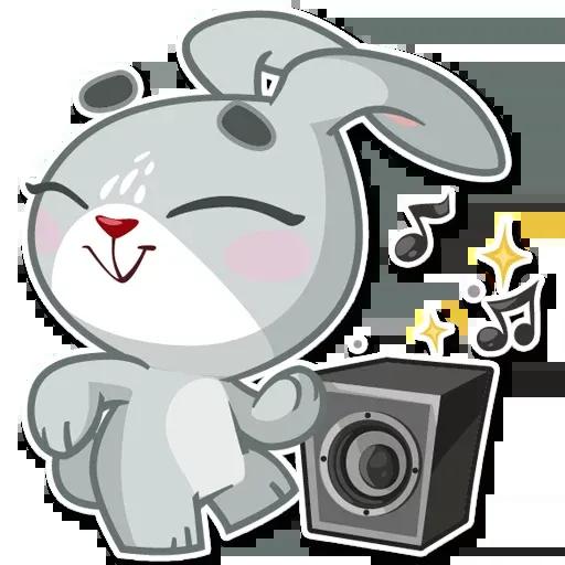 Bunny2 - Sticker 16