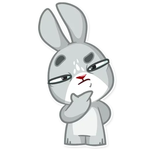 Bunny2 - Sticker 18