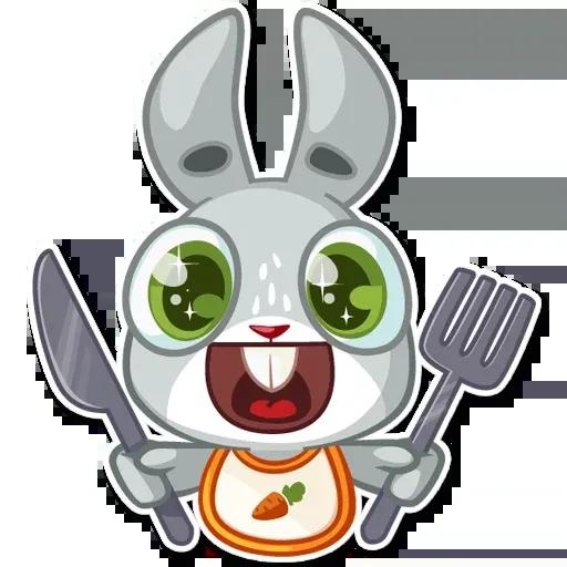 Bunny2 - Sticker 4