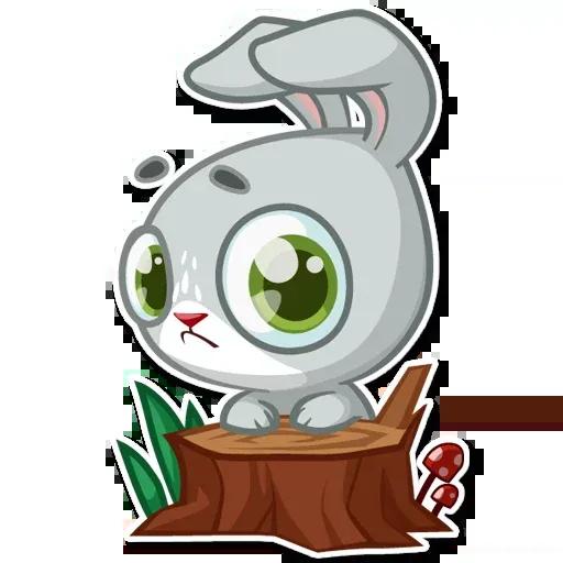 Bunny2 - Sticker 2
