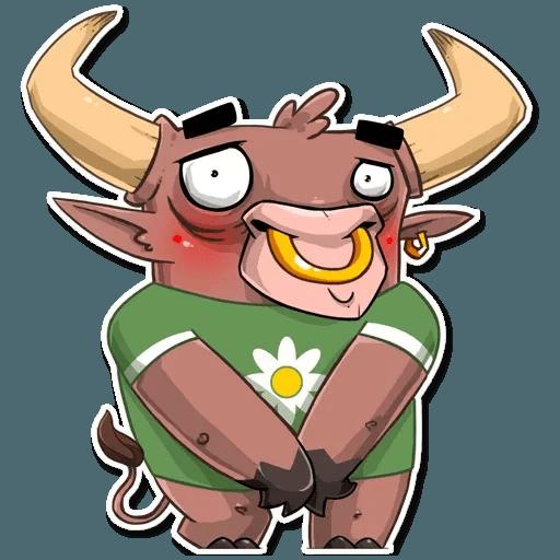 Bull Ringo - Sticker 6