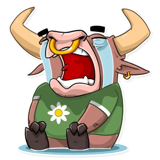 Bull Ringo - Sticker 8