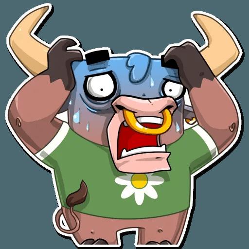 Bull Ringo - Sticker 21