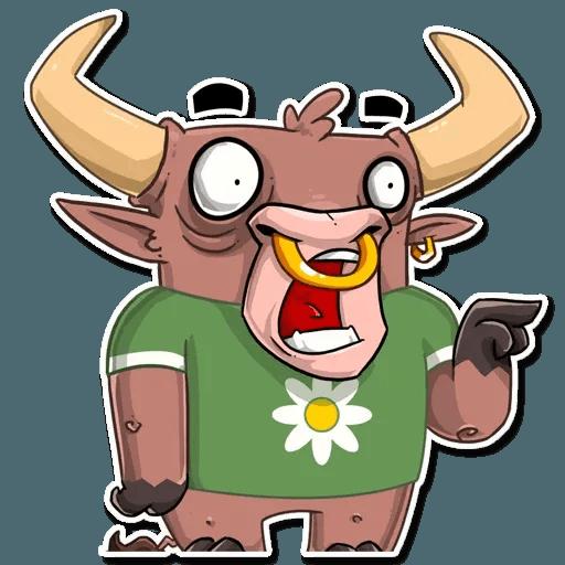 Bull Ringo - Sticker 17
