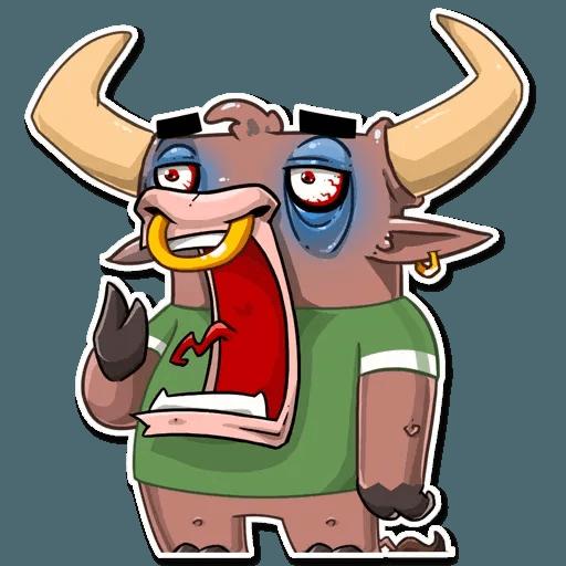 Bull Ringo - Sticker 15