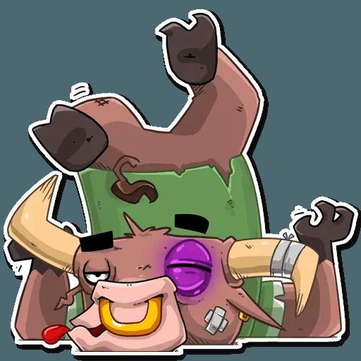 Bull Ringo - Sticker 14
