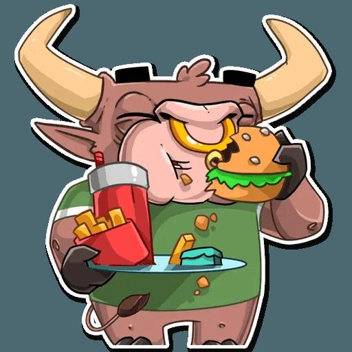 Bull Ringo - Sticker 13