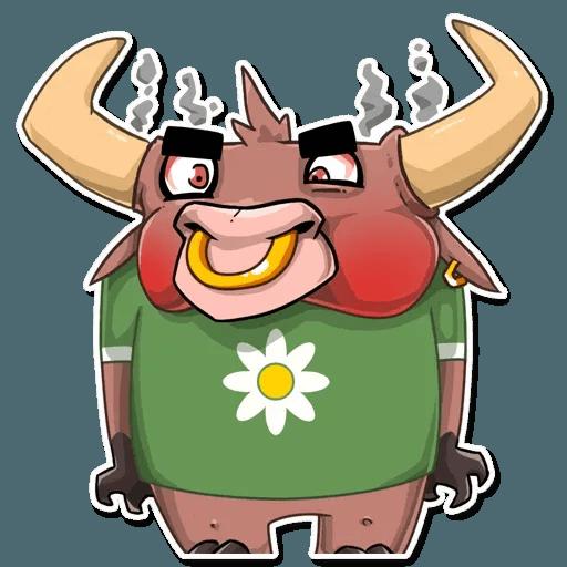 Bull Ringo - Sticker 7