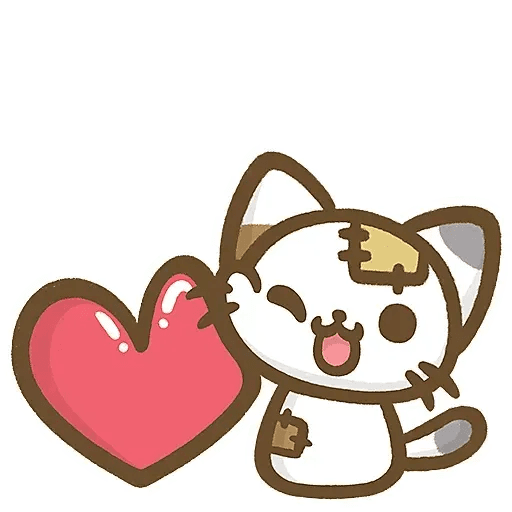 熊貓娜娜系列-補丁貓(by KolaC) - Sticker 3