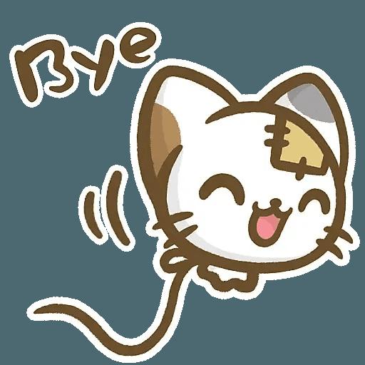 熊貓娜娜系列-補丁貓(by KolaC) - Sticker 28