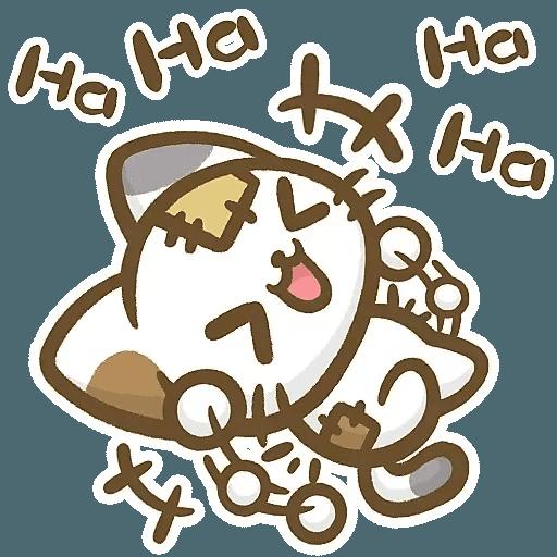 熊貓娜娜系列-補丁貓(by KolaC) - Sticker 4
