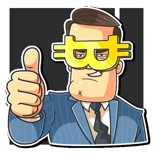 MrTrader - Sticker 2