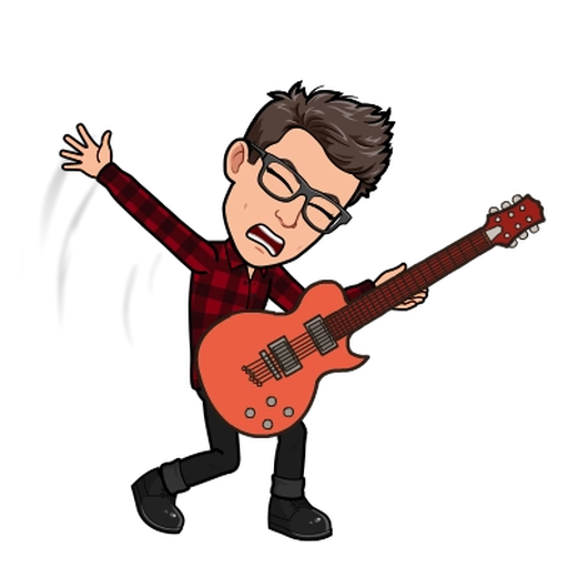 BitMoji - Sticker 28