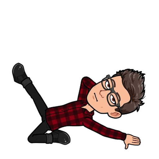 BitMoji - Sticker 26