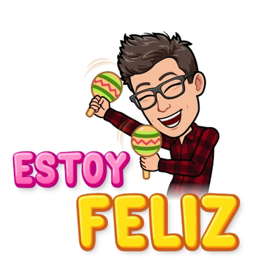 BitMoji - Sticker 21