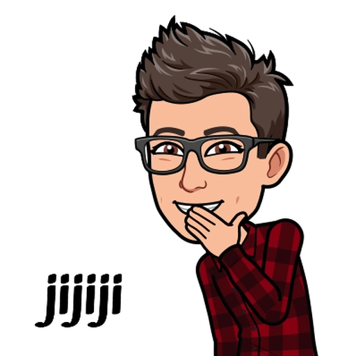 BitMoji - Sticker 17