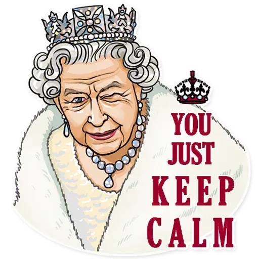 The Queen Pt. 1 - Sticker 9