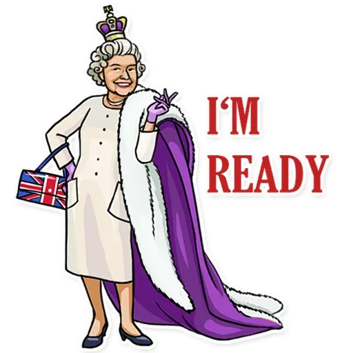 The Queen Pt. 1 - Sticker 6