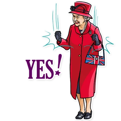 The Queen Pt. 1 - Sticker 19