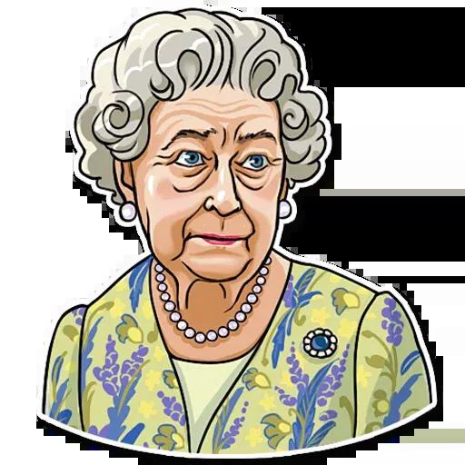 The Queen Pt. 1 - Sticker 14