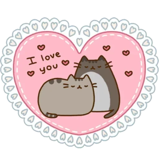 Pusheen2 - Sticker 15
