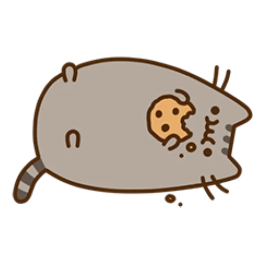 Pusheen2 - Sticker 10