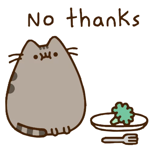 Pusheen2 - Sticker 14