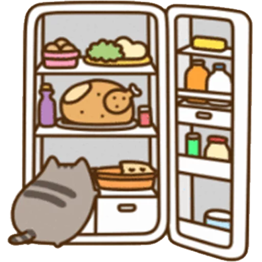 Pusheen2 - Sticker 13