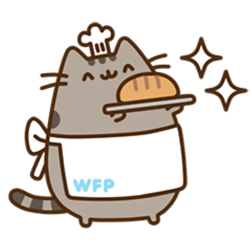Pusheen2 - Sticker 11