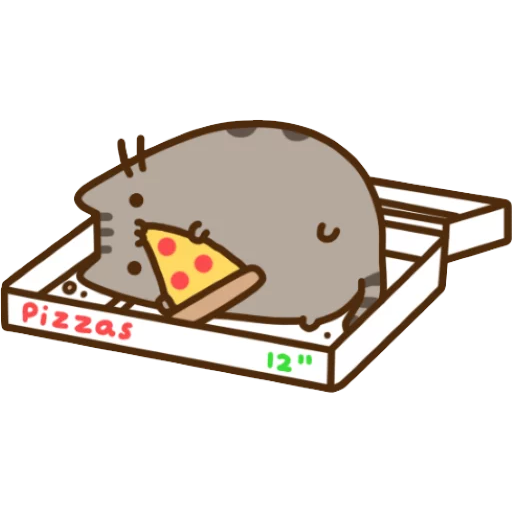Pusheen2 - Sticker 9
