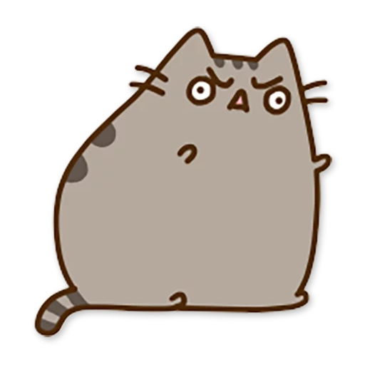 Pusheen2 - Sticker 5