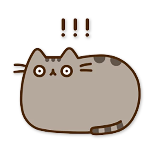 Pusheen2 - Sticker 6