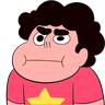 Steven universe - Tray Sticker