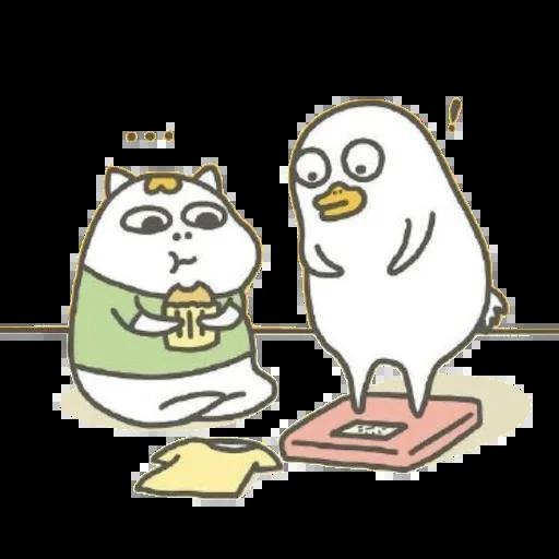 小劉鴨10 - Sticker 7
