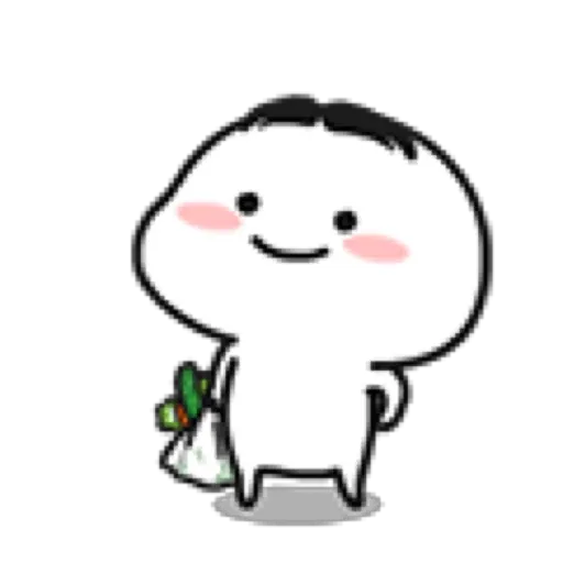乖巧小老弟 - Sticker 22