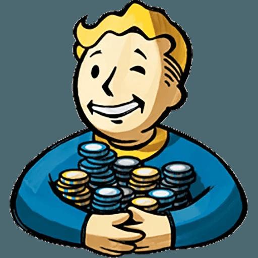 Fallout - Sticker 21
