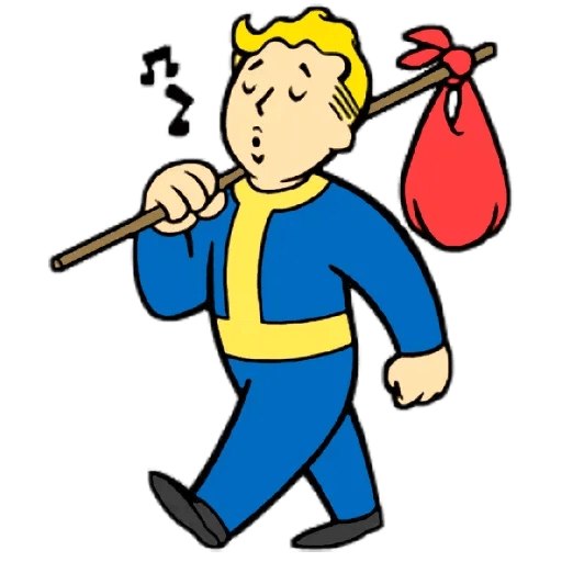 Fallout - Sticker 4