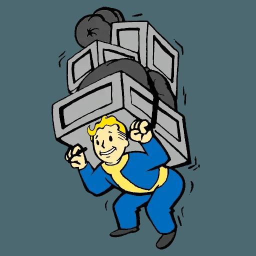 Fallout - Sticker 20