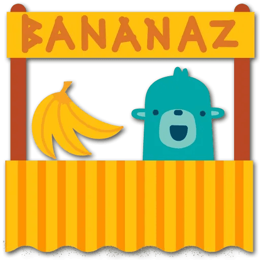 Banana1 - Sticker 20