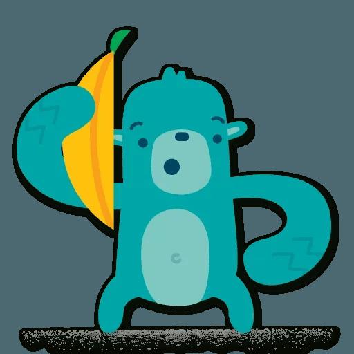 Banana1 - Sticker 10