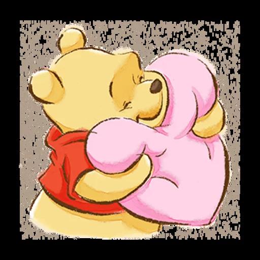 志華bb最愛pooh pooh - Sticker 4