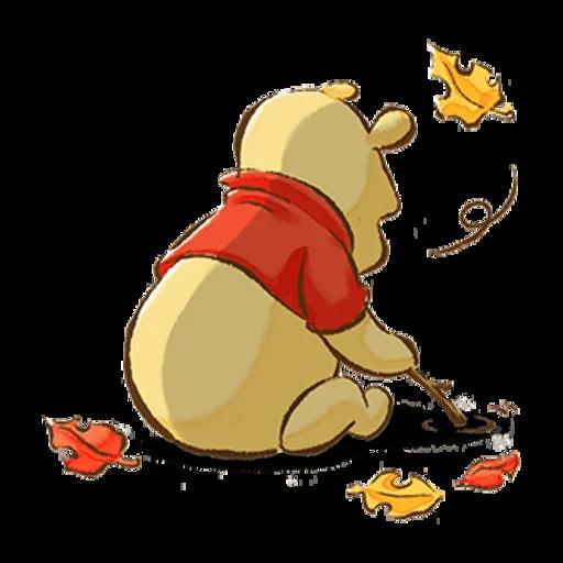 志華bb最愛pooh pooh - Sticker 12
