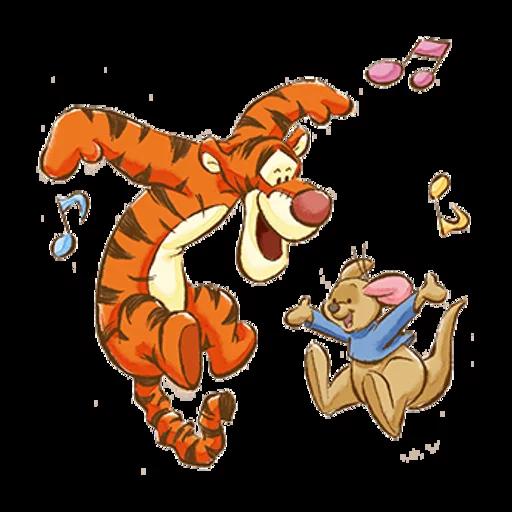 志華bb最愛pooh pooh - Sticker 19