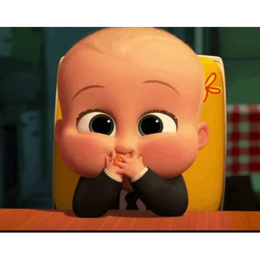 BossBaby - Sticker 3