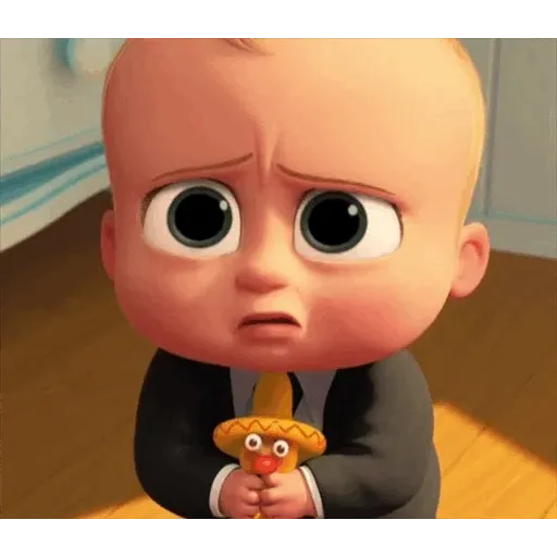 BossBaby - Sticker 18