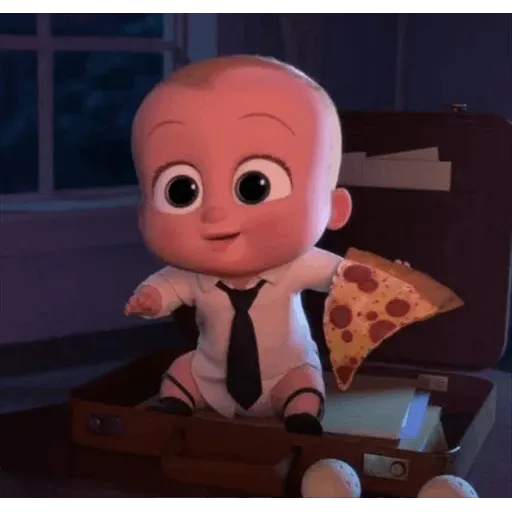 BossBaby - Sticker 8